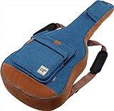Ibanez IAB541D-BL Funda para guitarra POWERPAD Designer Collection para guitarra acústica, azul