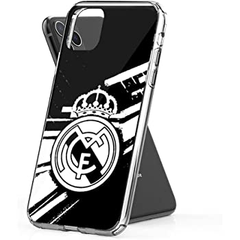 Amazon Com Robertsshop Real Madrid White Case Cover Compatible For Iphone Iphone 11 Pro Max