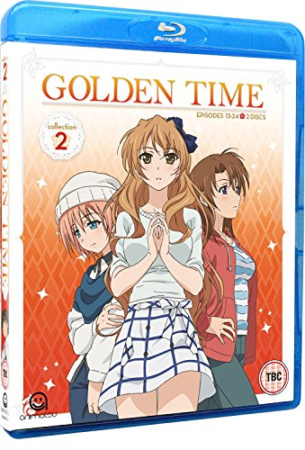 Golden Time Collection 2 (Episodes 13-24) [Blu-ray] [UK Import]