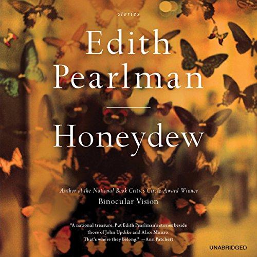 Honeydew audiobook cover art
