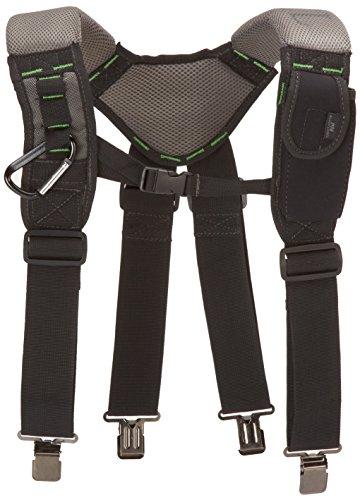 McGuire-Nicholas 30289 Bl- Load Bearing Gelfoam Suspenders For Added...