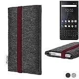 flat.design Handy Tasche Coimbra für BlackBerry KEY2