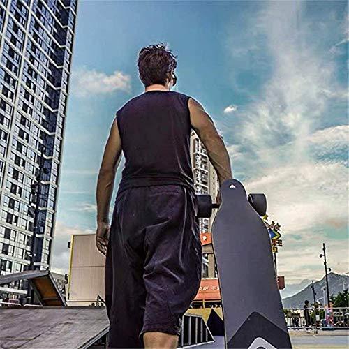 Elektro vierrad Skateboard BHHT Bild 3*