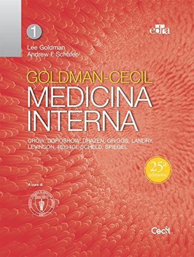 Goldman-Cecil Medicina Interna (Italian Edition)