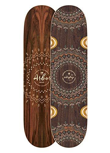 Arbor Skateboard Skateboard Solstice B4BC 18 Multi 8.25