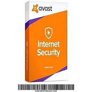 Avast Internet Security 2 Years