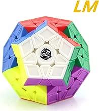 cuberspeed Qiyi X-Man Galaxy Megaminx V2 LM Sculpted Magnetic Stickerless Megaminx Speed Cube