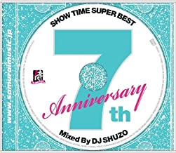 DJ Shuzo - Show Time Super Best Samurai Music 7Th.Anniversary Mixed By DJ Shuzo [Japan CD] SMICD-141