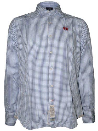 La Martina Hombre Diseñador Polo Camisa - Polo -