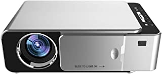 Docooler T6 HD LED Portable Mini Projector Video for Home Theater Game Movie Cinema