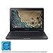 "Samsung Chromebook 3, 11.6"", 4GB Ram, 64GB eMMC (XE500C13-K06US) (Renewed)"