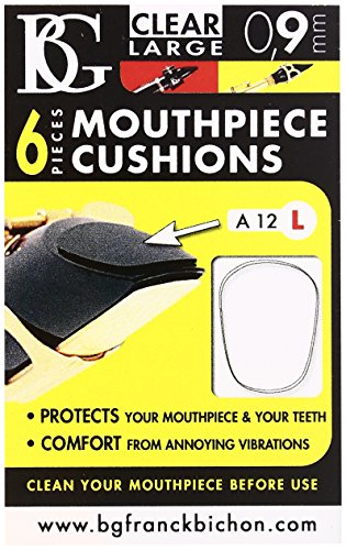 BG France A12L Mouthpiece patches, 6 Stück