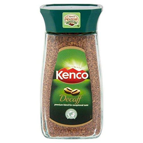 Kenco gefriergetrockneter entkoffeinierter Kaffee - 100g