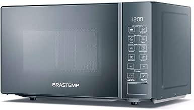 Micro-ondas Brastemp Espelhado 20 Litros cor Inox 110V BMS20ARANA