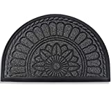 Mibao Half Round Entrance Door Mat