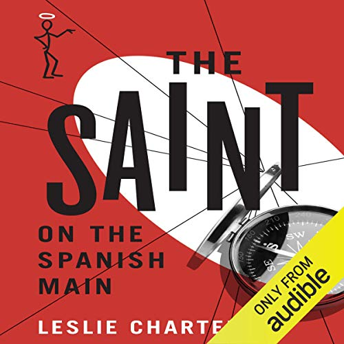 The Saint on the Spanish Main cover art