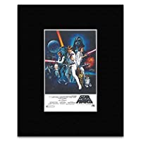 Star Wars Episode IV: A New Hope - By George Lucas Mini Poster - 30.3x25.4cm