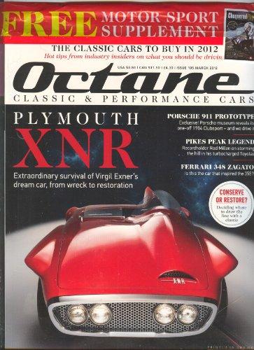 Octane Magazine # 105:Plymouth XNR