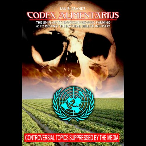 Codex Alimentarius audiobook cover art