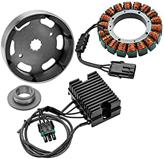 Compu-Fire Vented 3-Phase Charging System for Harley Davidson 1999-2002 Twin Cam Models