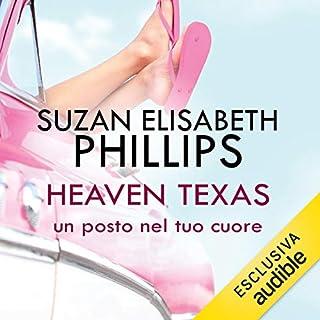 Heaven, Texas. Un posto nel tuo cuore     Chicago Stars 2              Di:                                                                                                                                 Susan Elizabeth Phillips                               Letto da:                                                                                                                                 Chiara Francese                      Durata:  13 ore     109 recensioni     Totali 4,4