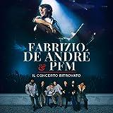 Fabrizio De Andre & Pfm. Il Concerto Ritrovato - Doppio LP