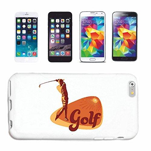 Bandenmarkt telefoonhoes compatibel met iPhone 7+ Plus Golf Golfbal GOLFPLATZ GOLFCLUB hardcase beschermhoes mobiele telefoon cover Smart Cover