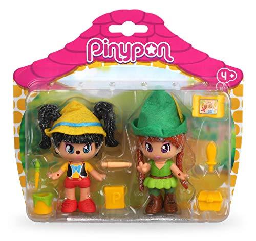 Pinypon. Cuentos 2 Figuras para niños y niñas de 4 a 8 años (Famosa 700016381)