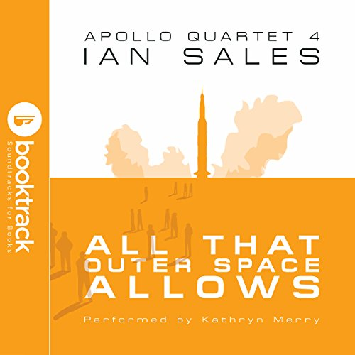 All That Outer Space Allows (Booktrack Edition) copertina