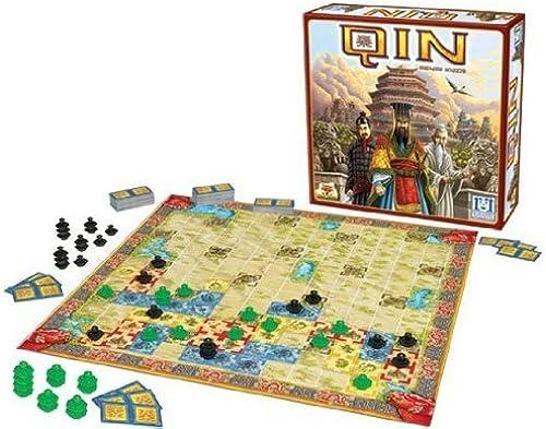 Qin (dt. engl. Ausgabe) [German Version] by Pegasus Spiele
