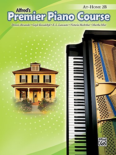 Premier Piano Course At-Home Book, Bk 2b: At-Home Book 2b