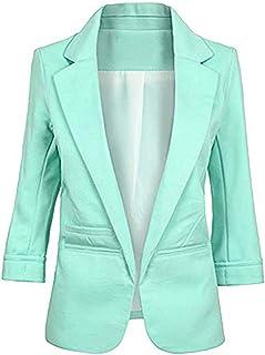 Amazon.es: 46 - Trajes y blazers / Mujer: Ropa