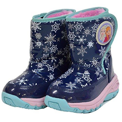 [ムーンスター] 子供靴 DN WC019ESP アナと雪の女王 プリンセスソフィア ラプンツェル キッズ用 ウィンターブーツ