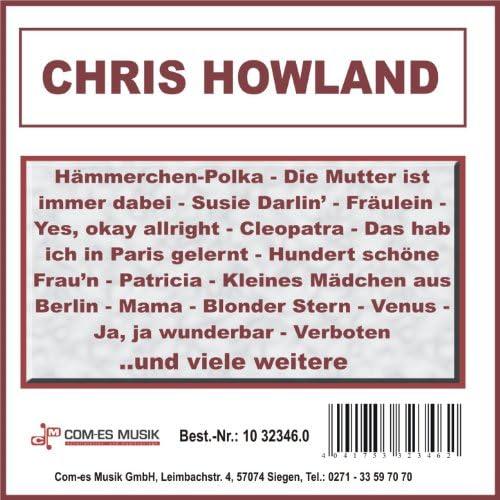 Chris Howland
