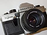 Fotos–Praktica Super TL1000incl. Objetivo Pentacon Auto 1.8/50Multi Coating fabricado en g.d.r.–SLR Camera–Cámara réflex analógica # # recuerdos–Técnica funciona–by Photo Flash # #