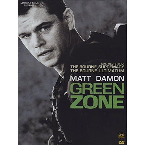 Green Zone (Metal Box)