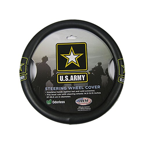 us army steering wheel cover - 3
