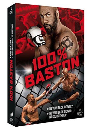 100% Baston: Never Back Down 2 + Never Back Down: No Surrender (2 Dvd) [Edizione: Francia]