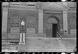 HistoricalFindings Photo: Courthouse,Circleville,Ohio,OH,Pickaway County,Summer 1938,Resettlement Admin