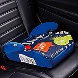 CarWorks Sitzerhöhung Kindersitzerhöhung Mit,Kompaktes Design,Einfache Installation,...