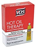 Vo5 Hot Oil Therapy Treatment 2 Count 0.5 Ounce (14ml) (3 Pack)