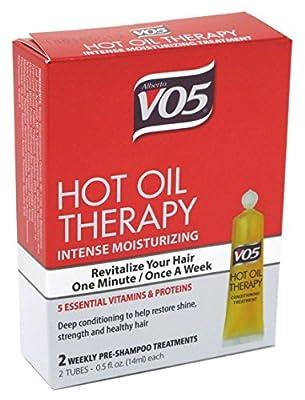 V05 Moisturizing Hot Oil