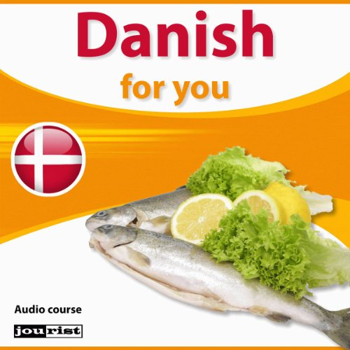 Danish for you audiobook cover art