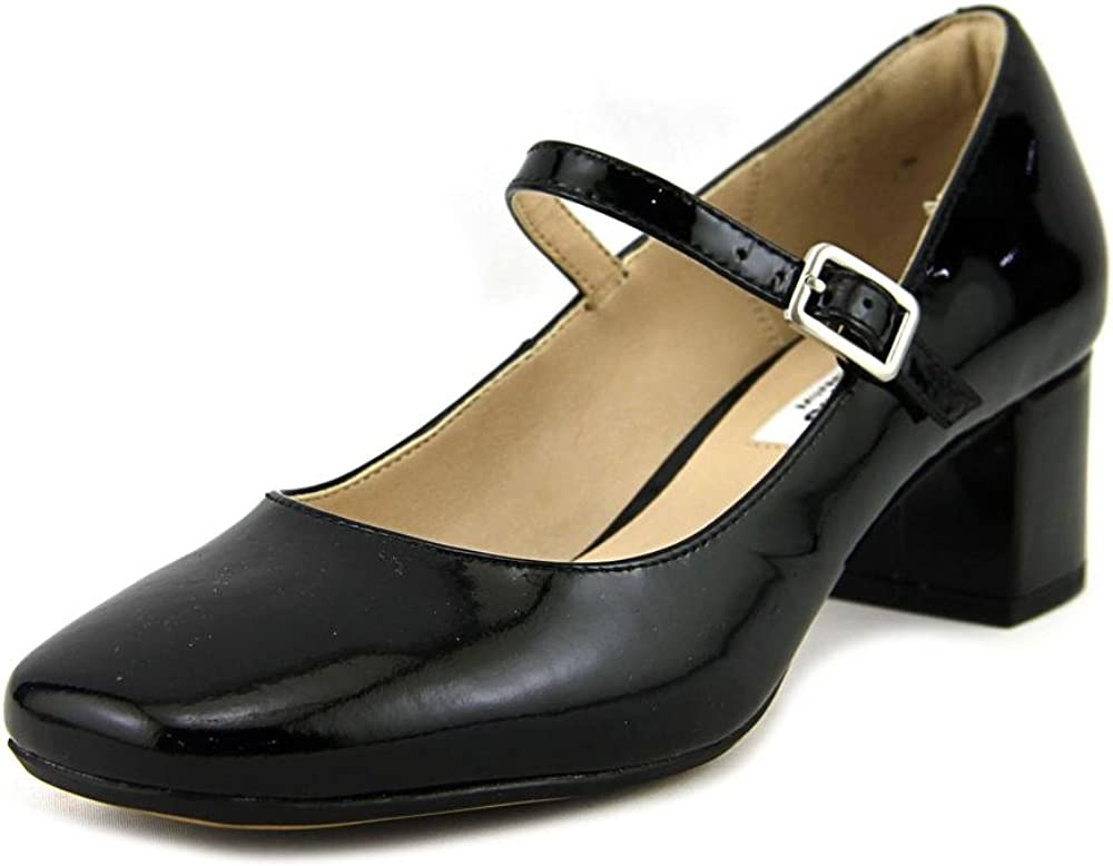 Clarks Womens Chinaberry Pop Pumps