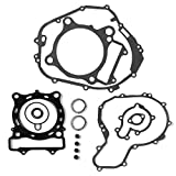 KSTE Junta Tapa Embrague, Sello junta de la tapa de motor de coche de accesorios fijados Ajuste for POLARIS PREDATOR 500 2003-2004