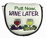 Giggle Golf Putt Now Wine