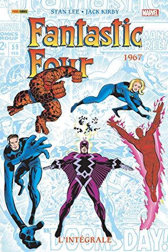 Fantastic Four: L'intégrale 1967 (T06 Nouvelle édition)