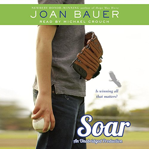 Soar audiobook cover art