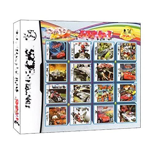 TYLJ MYBHD 502 Juego en una Tarjeta de Juego de un Juego de Cartucho de combinación súper para Nintend NDS DS 2DS Nuevo 3DS (Color : with Box)