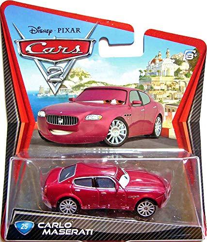 TOP BRAND Haut de Voitures Carlo Maserati en métal moulé sous Pression Voiture Jouet 1 : 55 Boîte Original Neuf